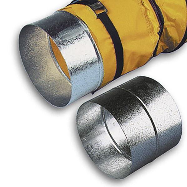 Verbindungsstutzen SP, zu SP-Serie, 80 mm