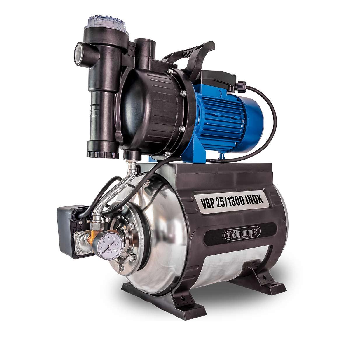 Hauswasserwerk VB 25/1300 INOX