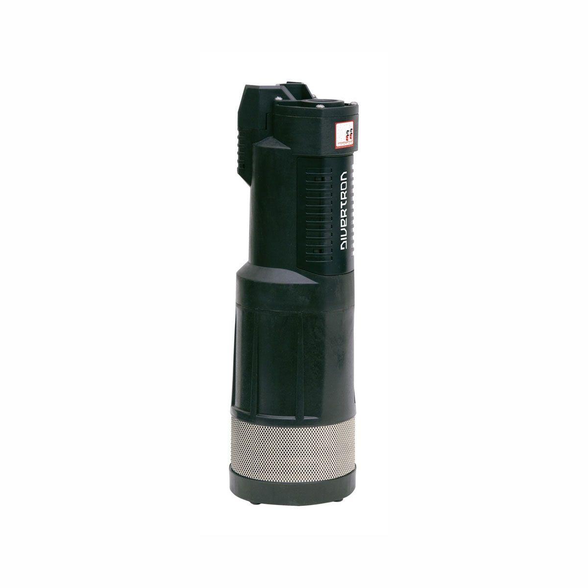 Tauchdruckpumpe Fapatron 46, H max 46 m, Q max 6500 l/h, 1.10 kW, 150 x 150 x 480 mm, 1' IG, 230 V