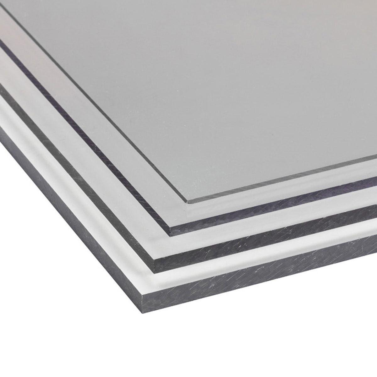 PC Platte, aus PC, transparent, 3050 x 2050 x 2 mm