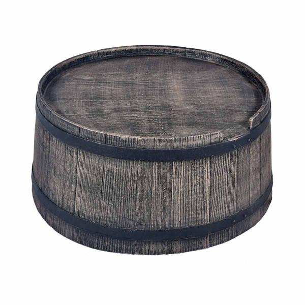 Unterstand Madera 240 l, aus PE, braun, 240 l, D 67 x 32 cm