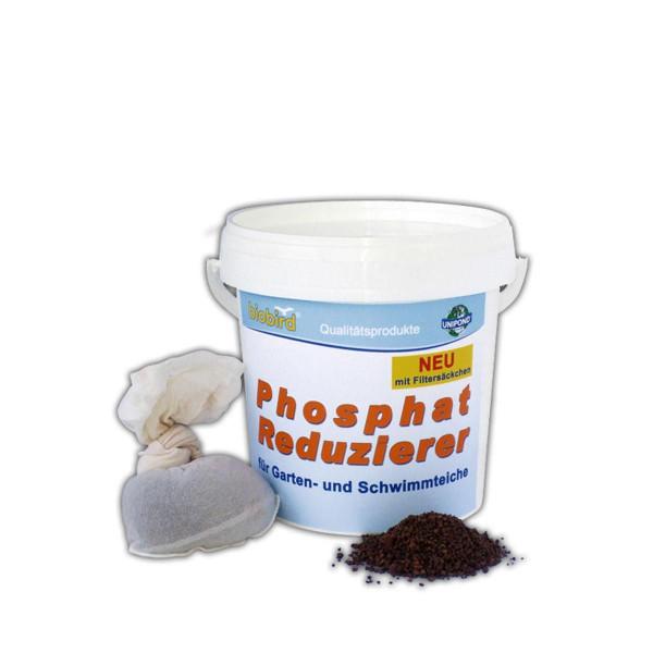 Phosphatreduzierer, Reichweite 10 m3, 0.5 kg