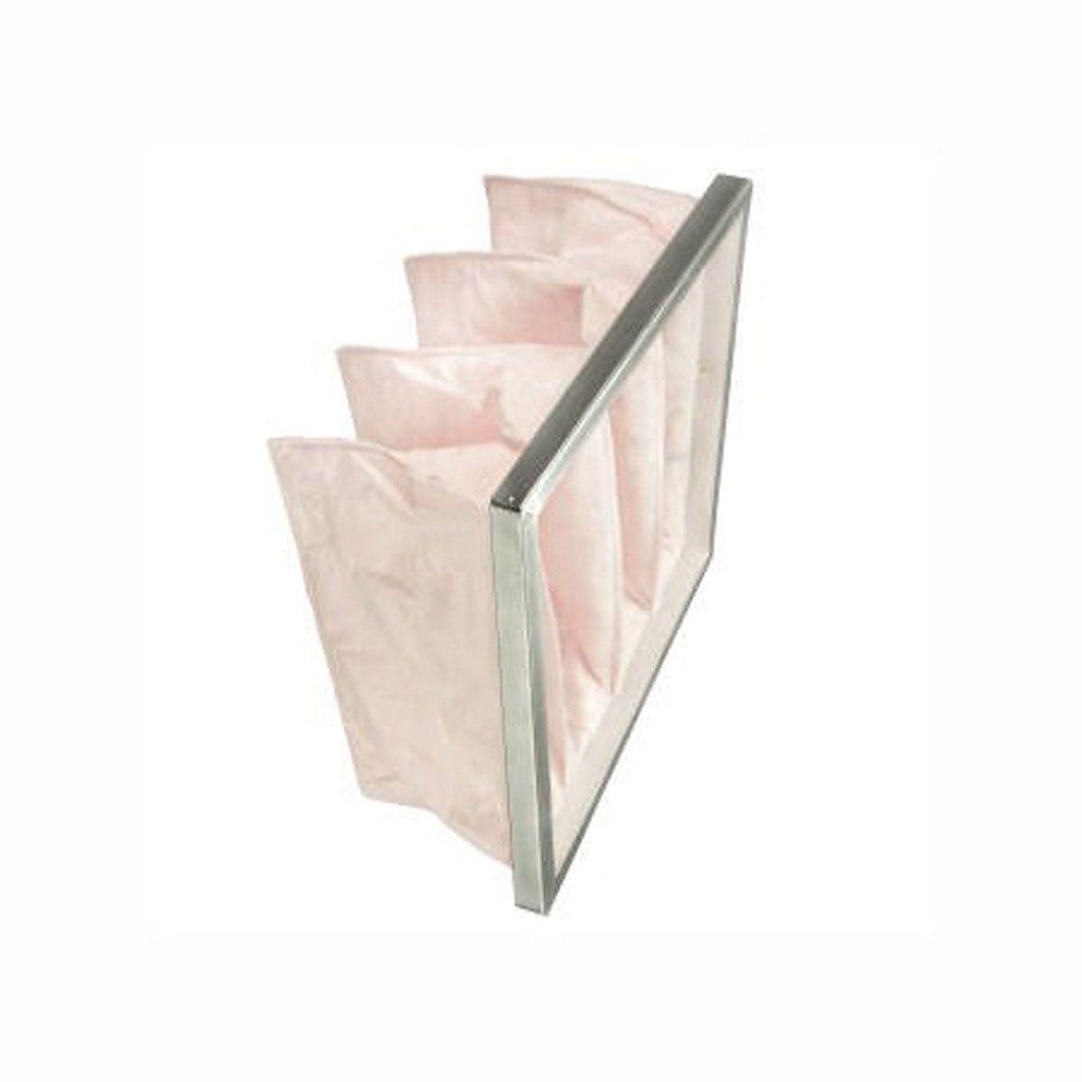 Taschenfilter F7, zu TAC 1500/TAC 1500 S, weiss, 287 x 287 x 200 mm