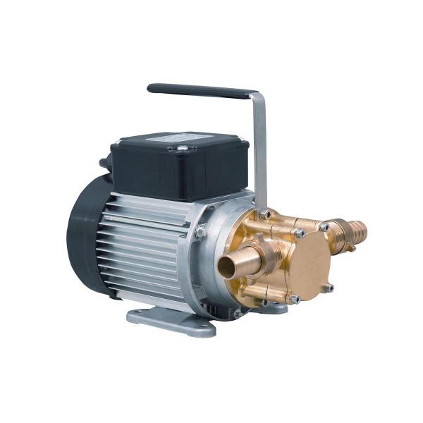 Werkstattpumpe WP 15, H max. 12 m, Q max. 15 l/min., 230 x 170 x 150 mm