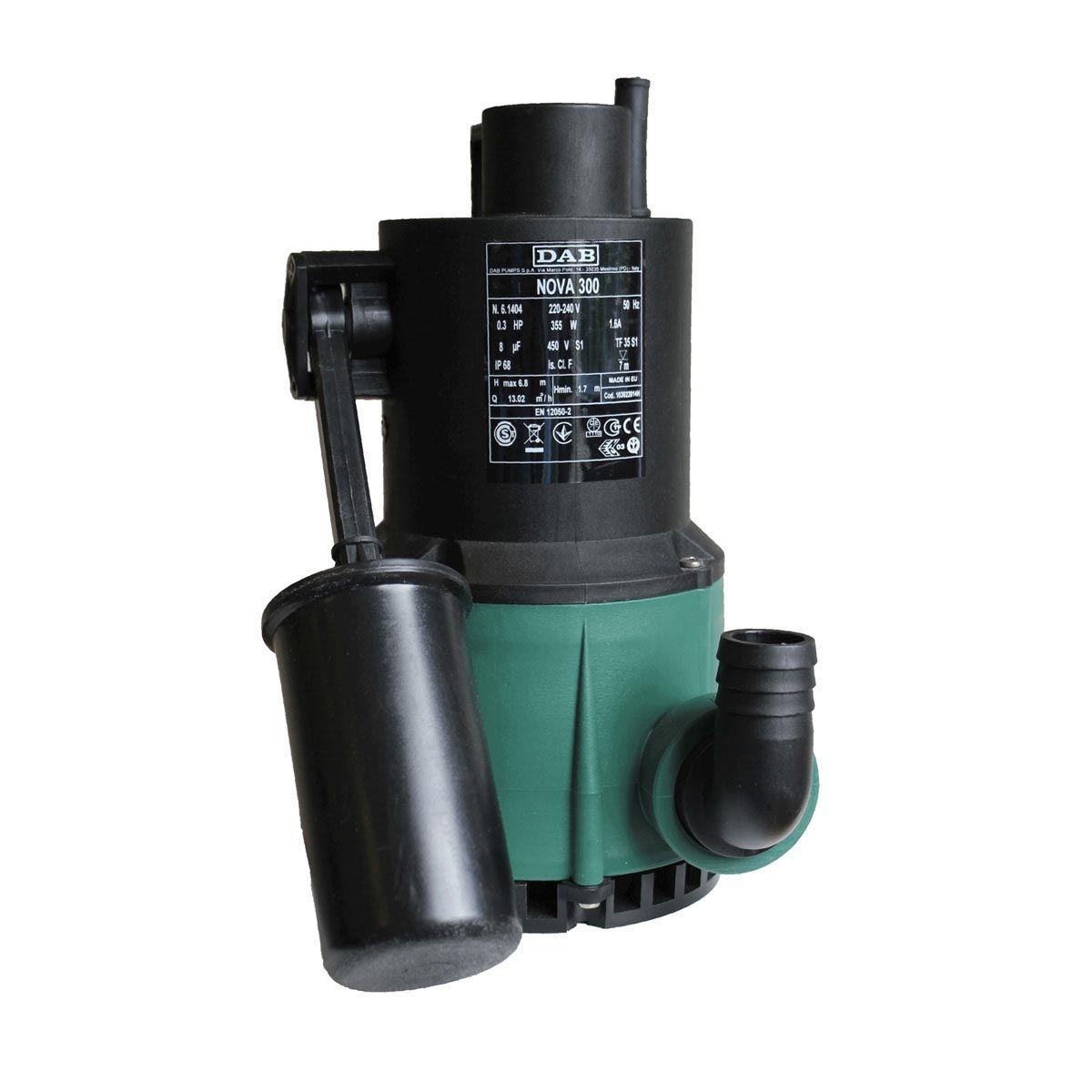Pompe à eaux usées Fapa 5-5