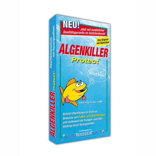 Algenkiller Protect, Reichweite 10 m3, 0.15 kg