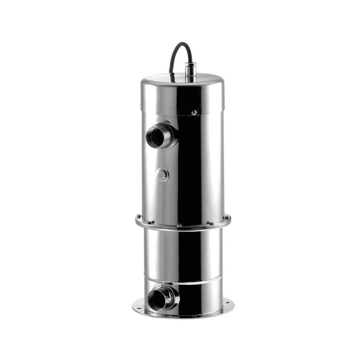 Hochdruck-Tauchpumpe XSSMV150, H max. 63 m, Q max. 6000 l/h, 1.10 kW, D 210 x 533 mm