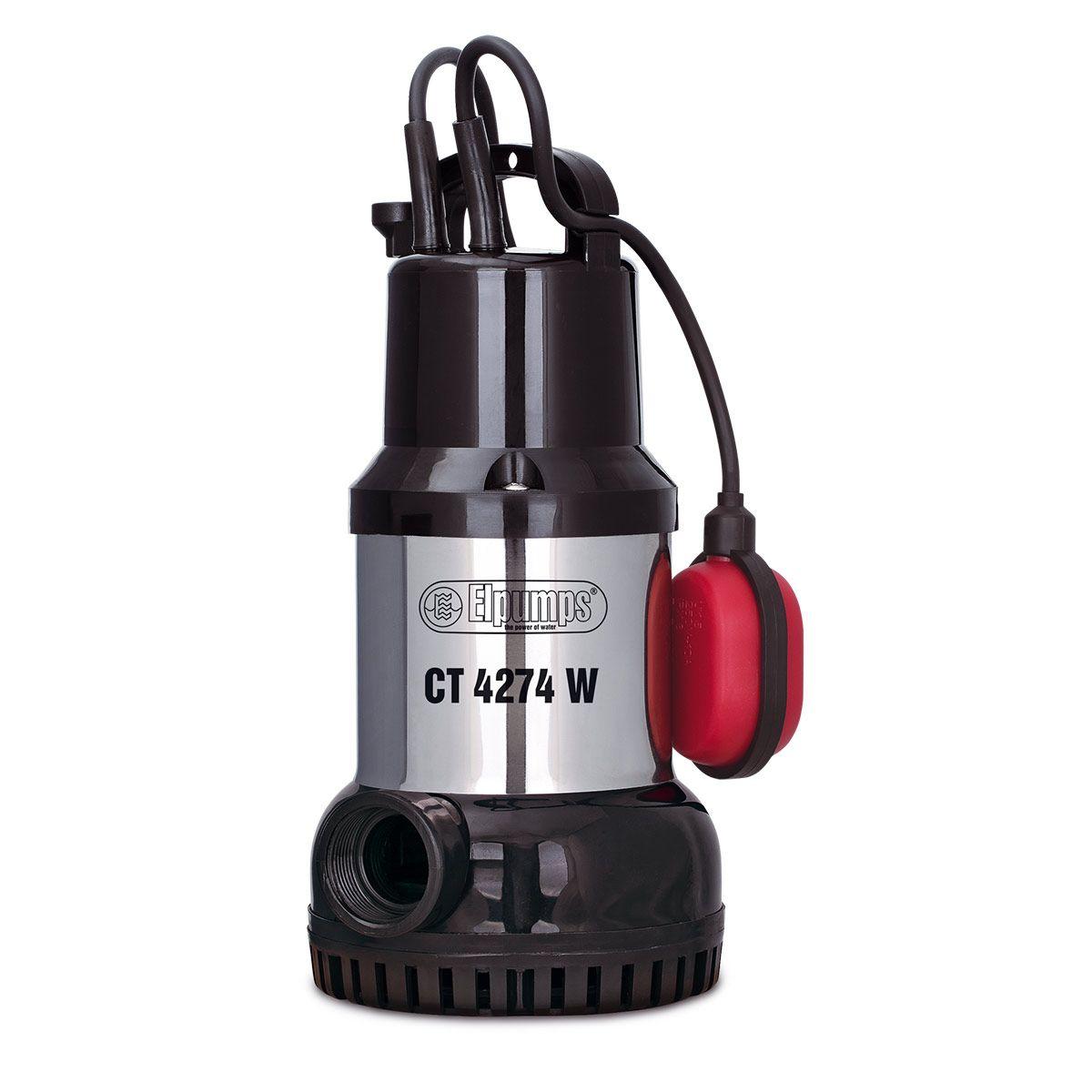 Klarwasserpumpe CT 3274 W