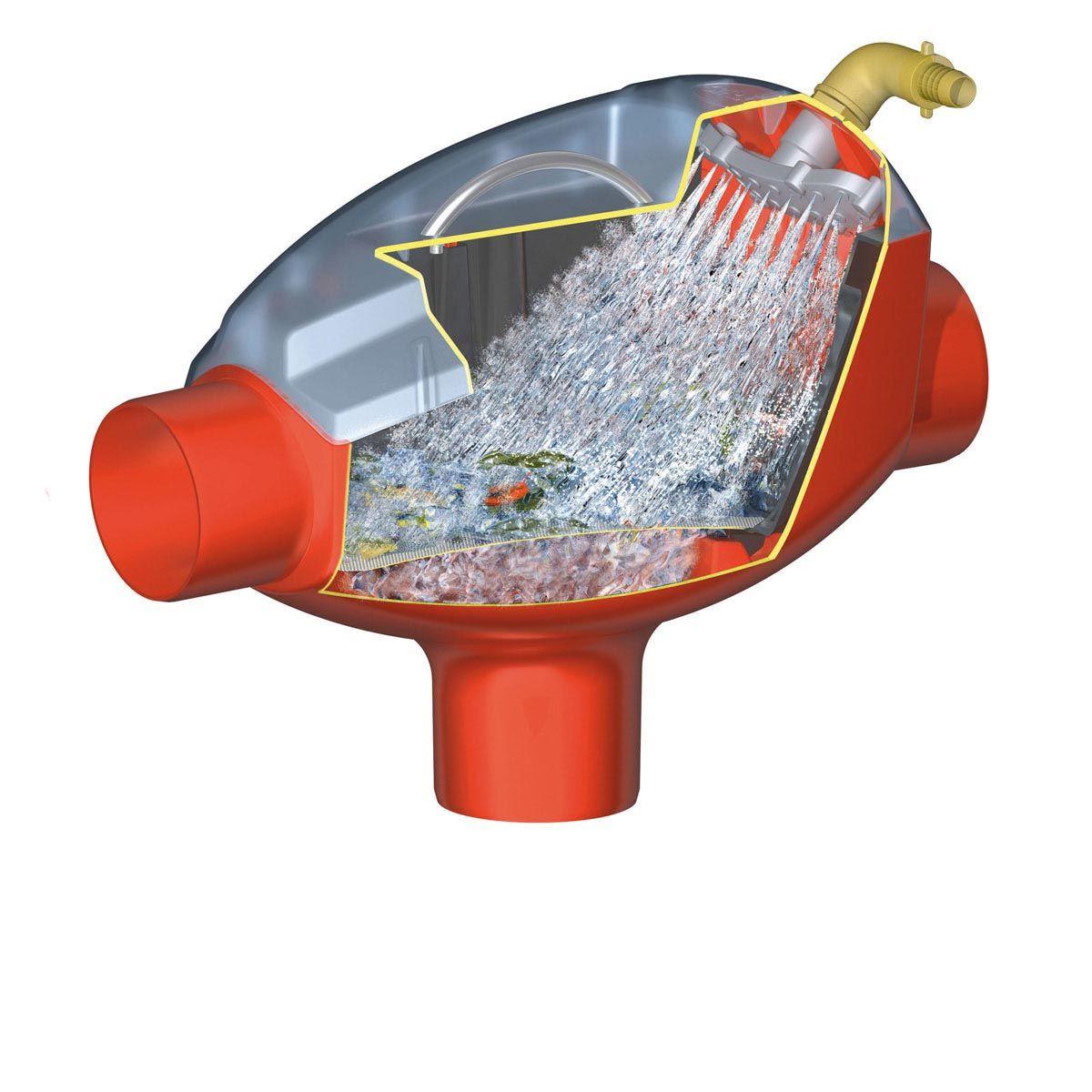 Filter Minimax-Pro, Intern, 500 x 270 x 365 mm