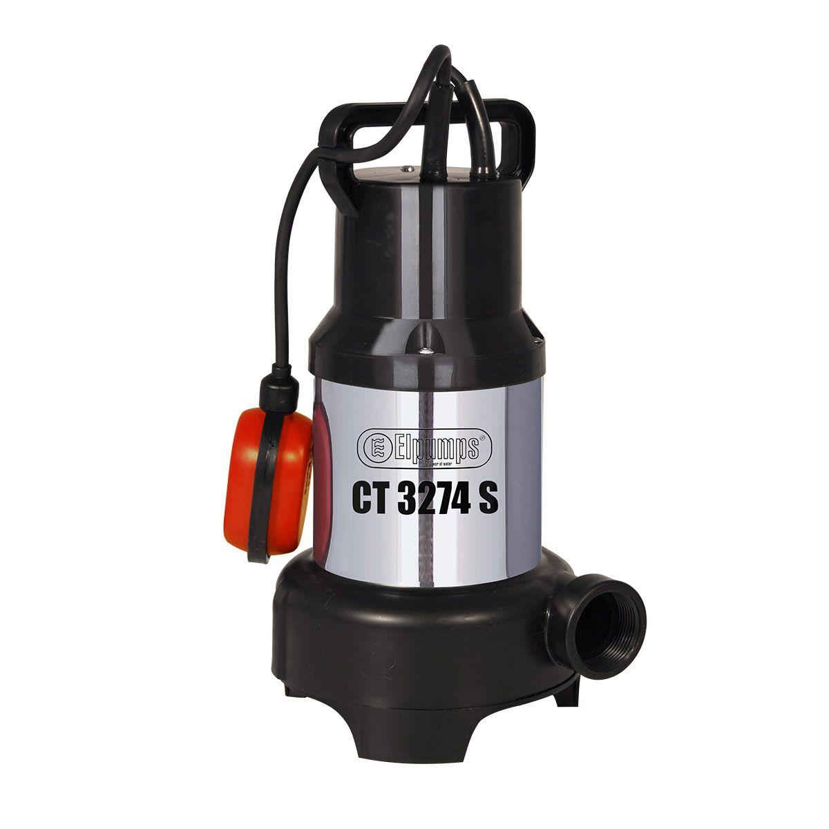 Pompe a eaux usées CT 2274