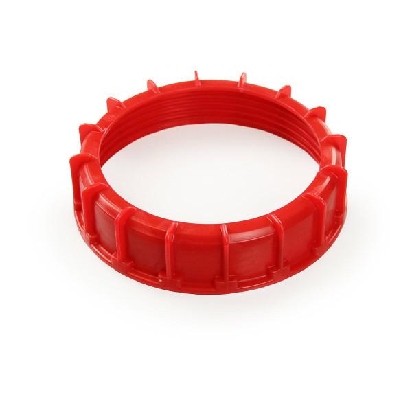 Ring zu FP-Getränkefass, aus PE-HD, rot,