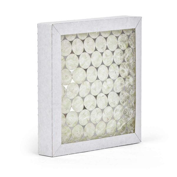 Farbnebelfilter, zu TAC 1500, weiss, 296 x 296 x 48 mm