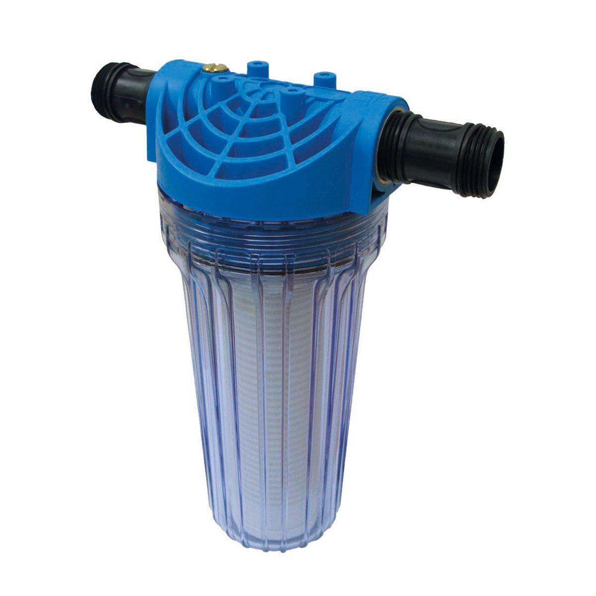 Pumpen-Vorfilter, aus Kunststoff, 1', 2l, 150 µ