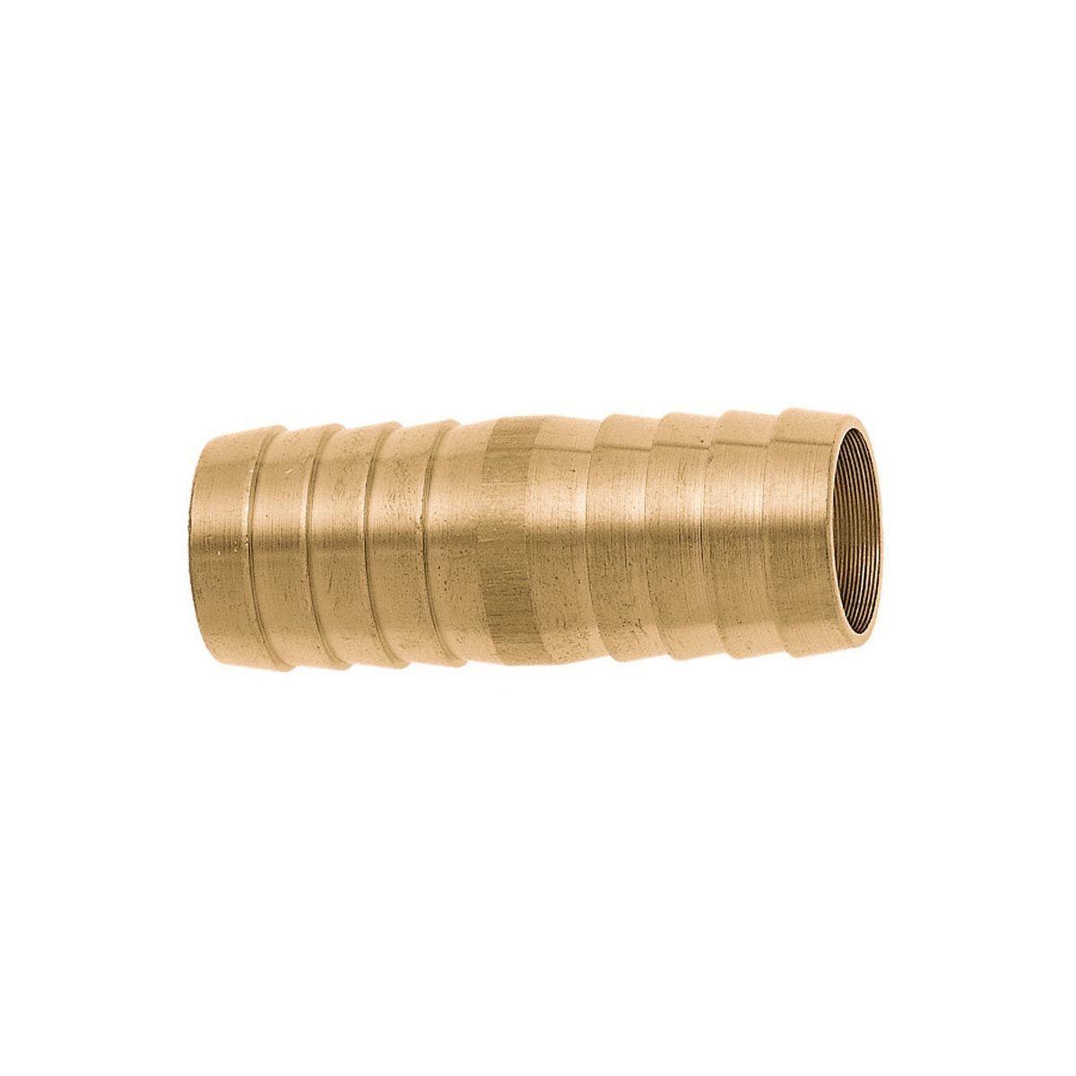 GEKA-Schlauchverbindung, aus Messing, D 16 mm