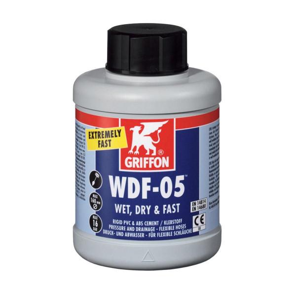 Griffon Kleber WDF-05, zu PVC Klebeschlauch, 250 ml