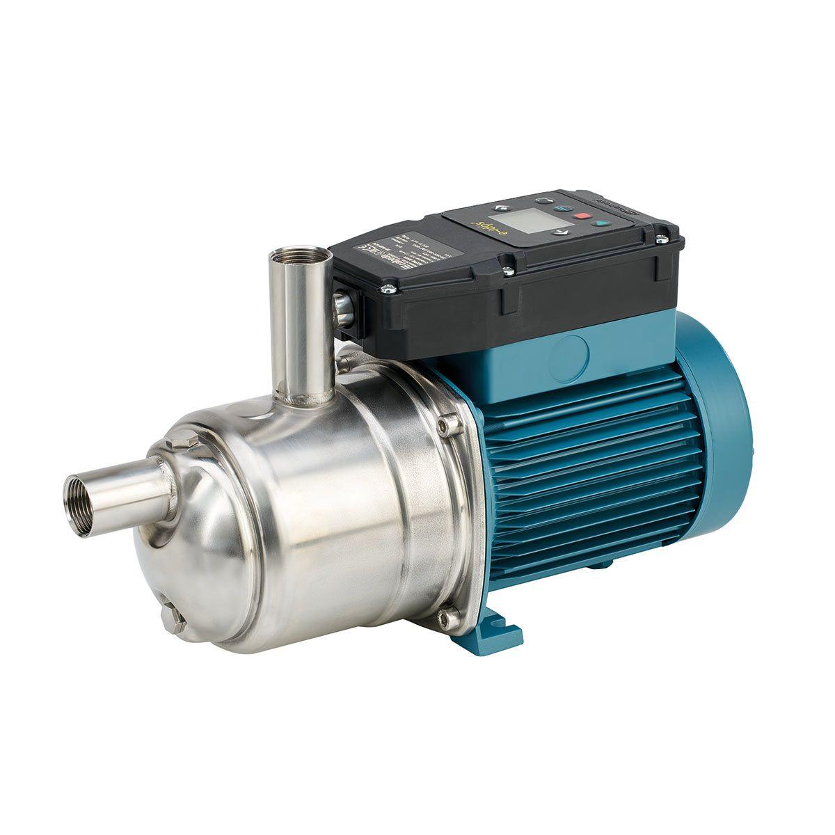 Hauswasserwerk E-NGXM 4/110 PCD, H max. 42 m, Q max. 4500 l/h, 0.89 kW, 420 x 161 x 235 mm, 1' IG, 230 V