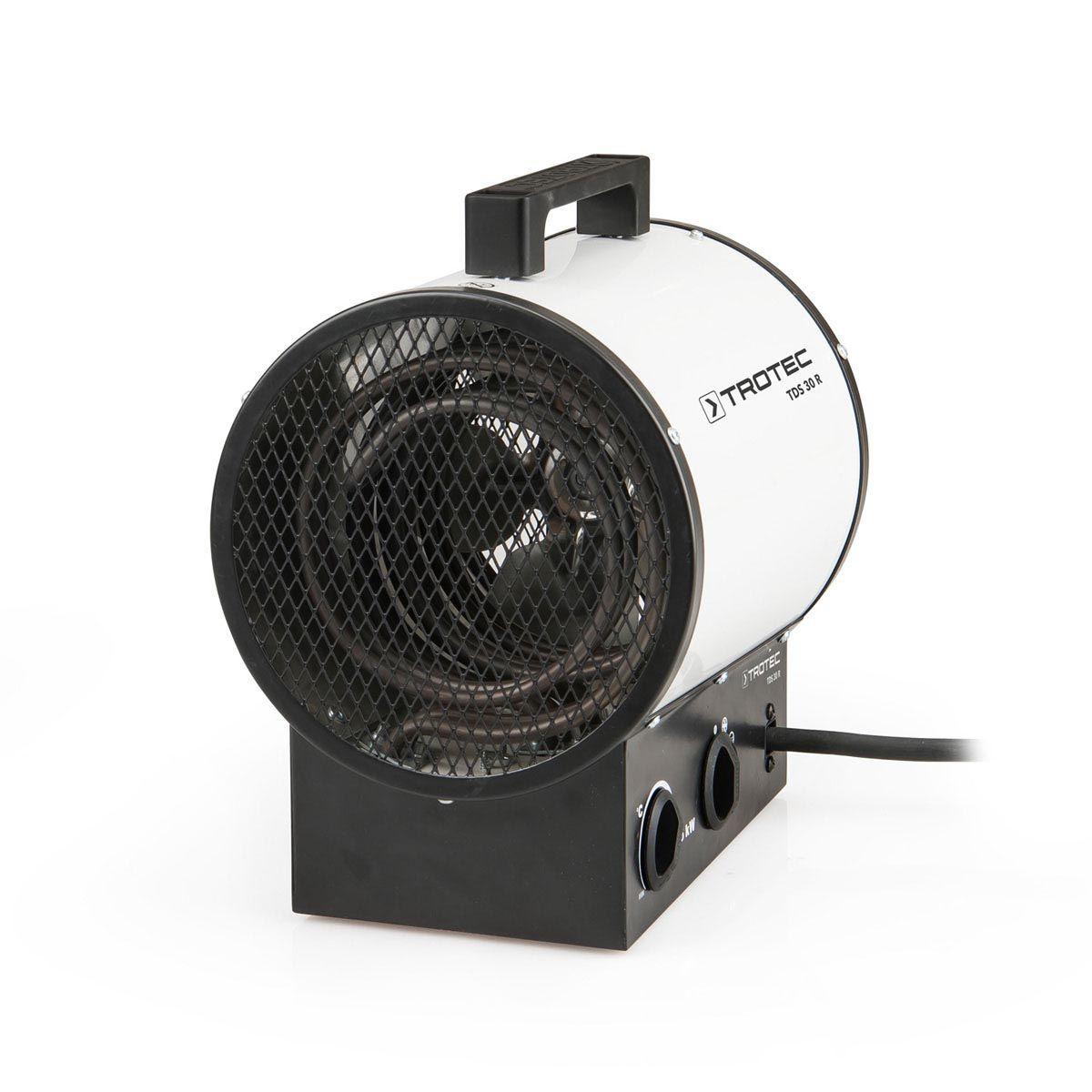Elektro-Heizkanone