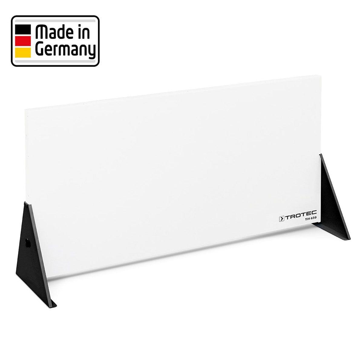 Infrarot-Heizplatte, TIH 650, 36 x 1370 x 625 mm