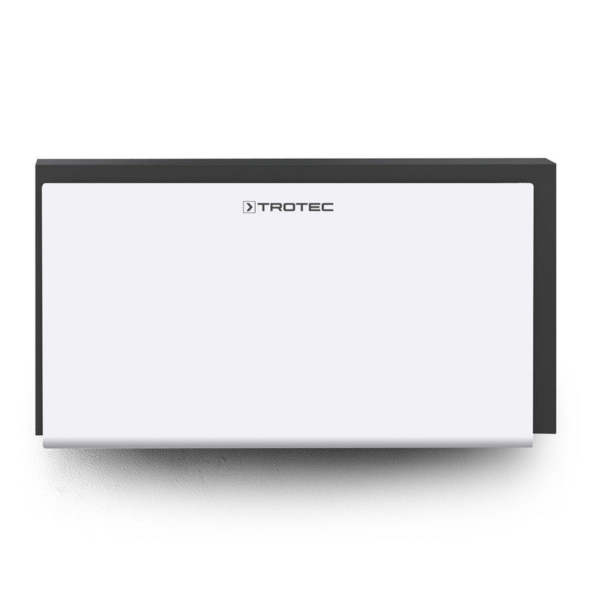 Industrie-Kondenstrockner, DH 60 VPR+, weiss/schwarz, 230 V, 1.2 kW, 1065 m3/h, 104 l/24h