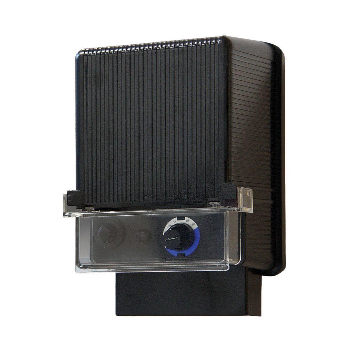 Transformator, inkl. Timer und Lichtsensor, 60 W