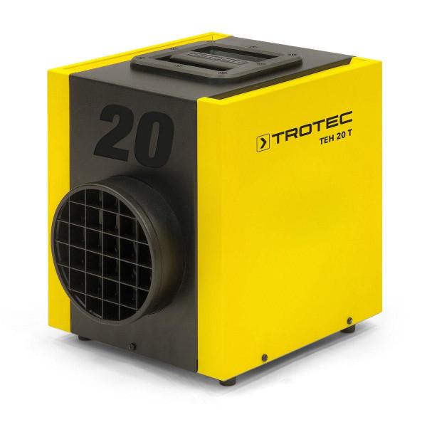 Elektroheizer Profi, TEH 20 T, gelb/schwarz, 230 V, 2.5 kW, 300 m3/h