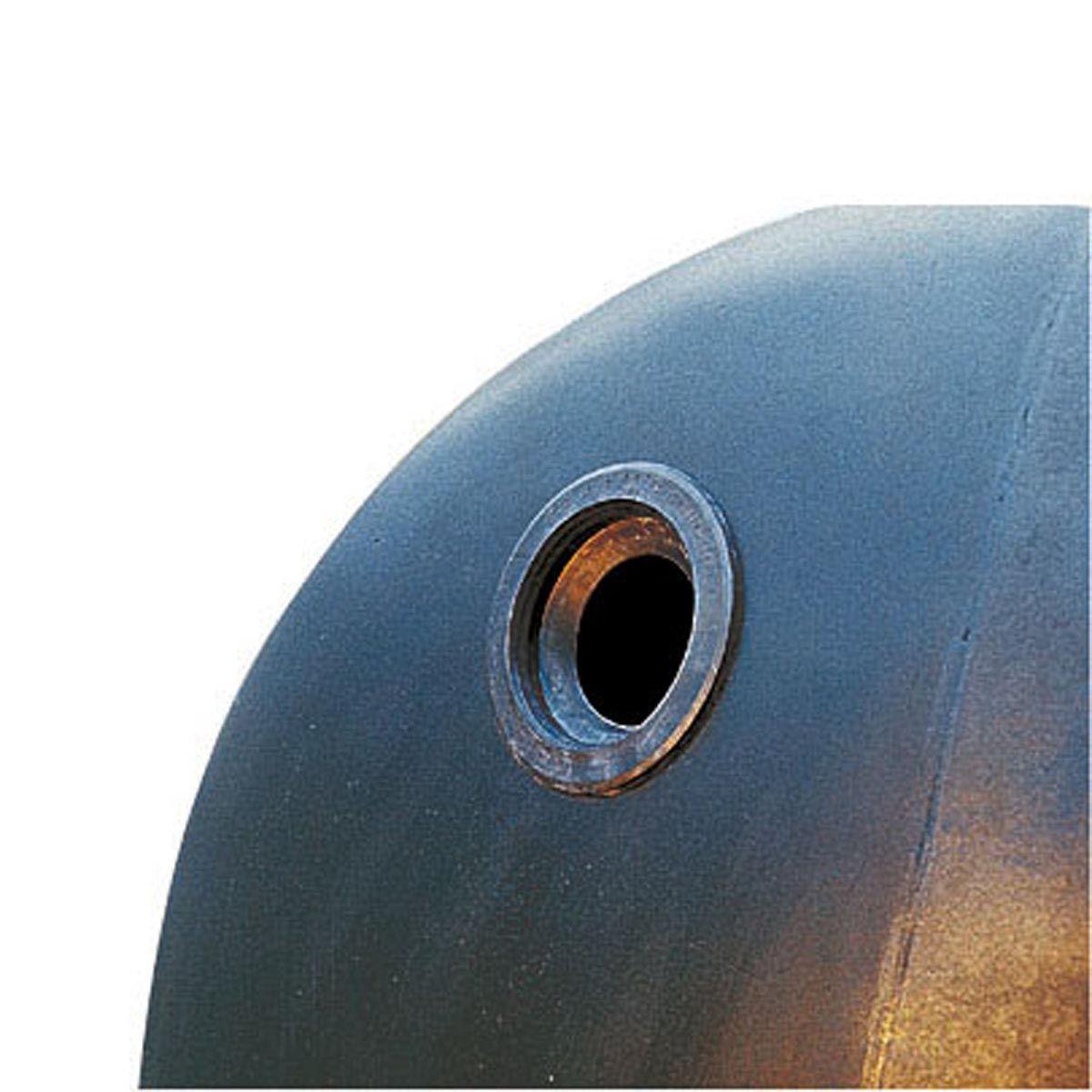 Spezialdichtung, schwarz, DN 150, WS 6-11 mm