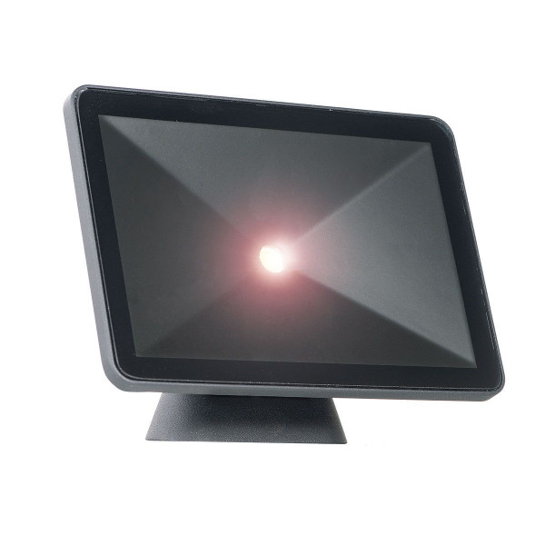 Strahler Avior 16, aus Aluminium, anthrazit, warm weiss, 12 V, 16 W, 125 x 180 x 68 mm