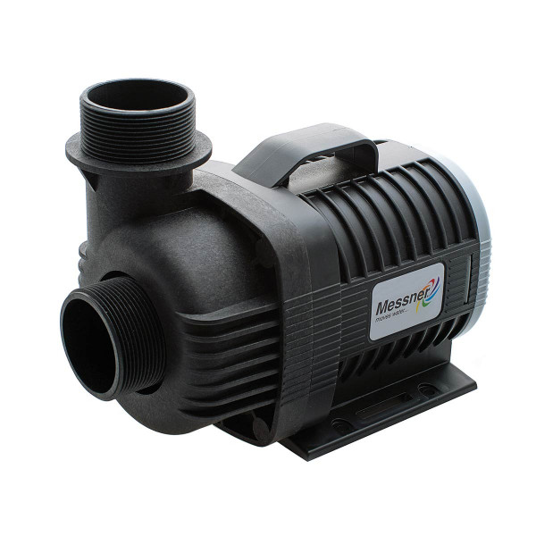 Teichpumpe e-finity Q-TEC 24000, H max. 6.0 m, Q max. 24000 l/h, 180 W, 235 x 136 x 187 mm