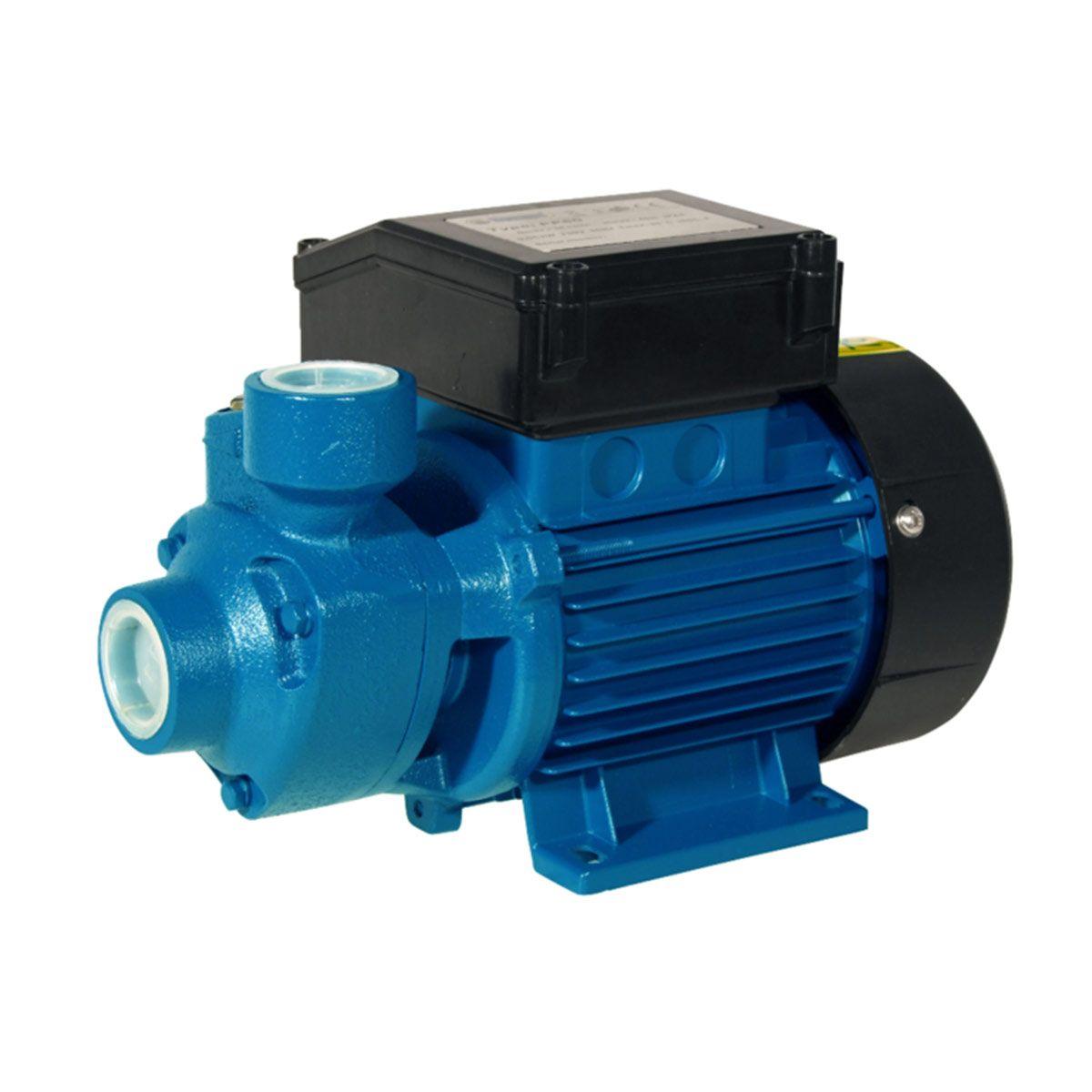 Kreiselpumpe PP 60, H max 40.0 m, Q max 2400 l/h, 0.55 kW, 275 x 195 x 195 mm, 1' IG, 230 V