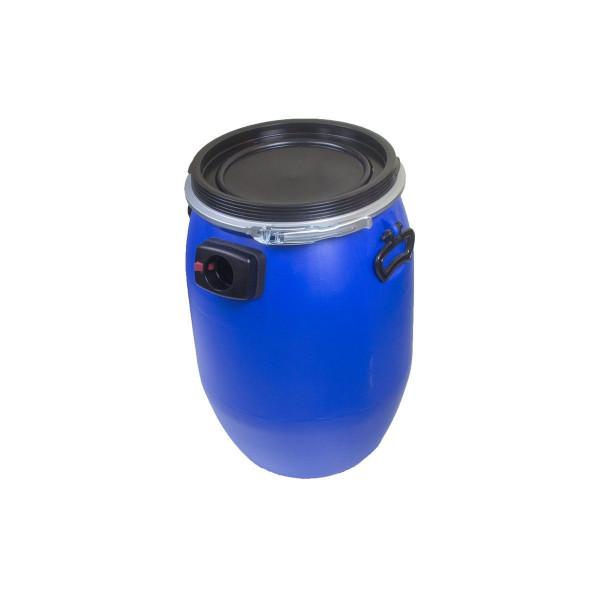 Vorabscheider, aus PE, blau, 410 x 630 mm