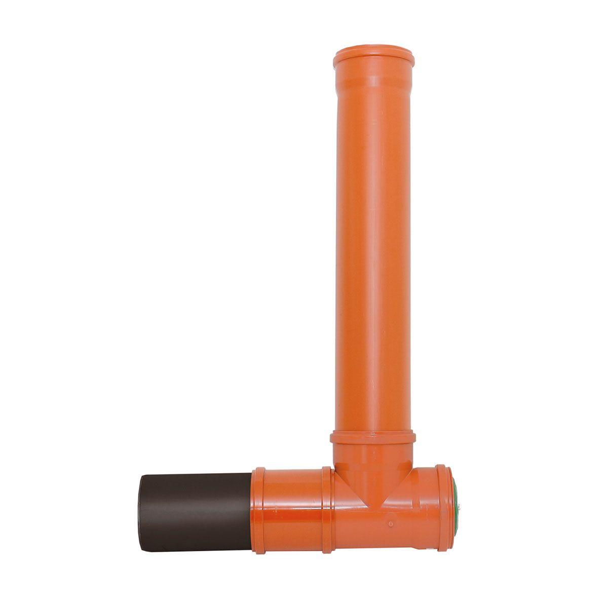Drosselausbaupaket 1, aus PVC/PE, DN 200, 1.0 / 2.0 / 5.0 / 6.5 l/sec.