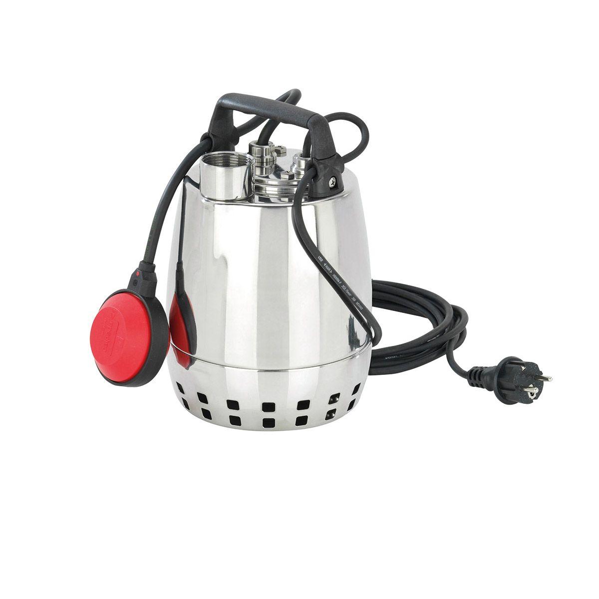 Pompe à eaux usées GXRM 9, H max. 9m, Q max. 10000l/h, 0,50kW, D 176 x 265 mm