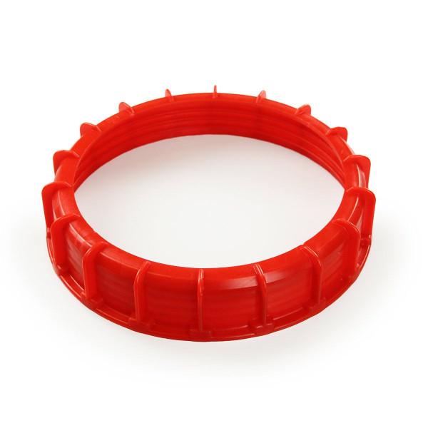 Ring zu FAPA-Getränkefass, aus PE-HD, rot,