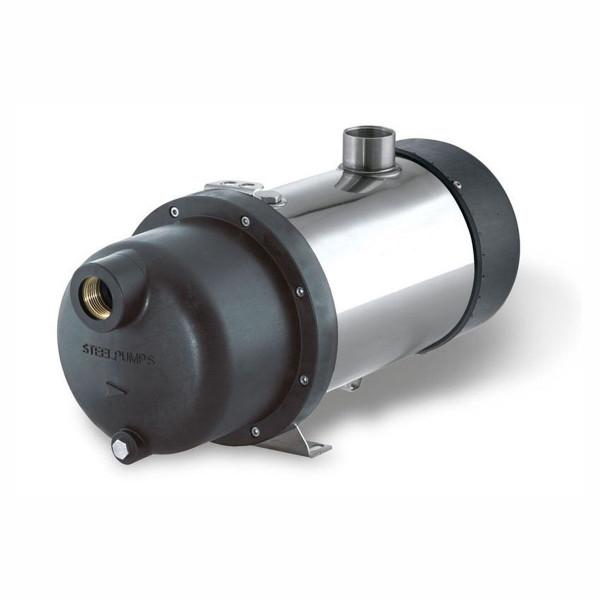 Hochdruck-Tauchpumpe X-AJE 100P, H max. 47 m,Q max. 3000 l/h, 0.75 kW, 477 x 200 x 226 mm