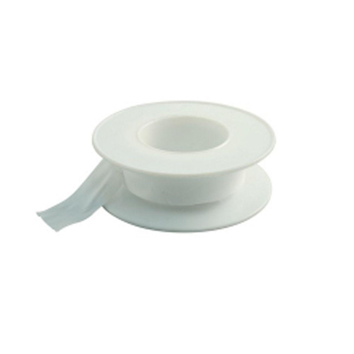 Gewindeabdichtband, aus PTFE, weiss, L 12 m, H 12 mm