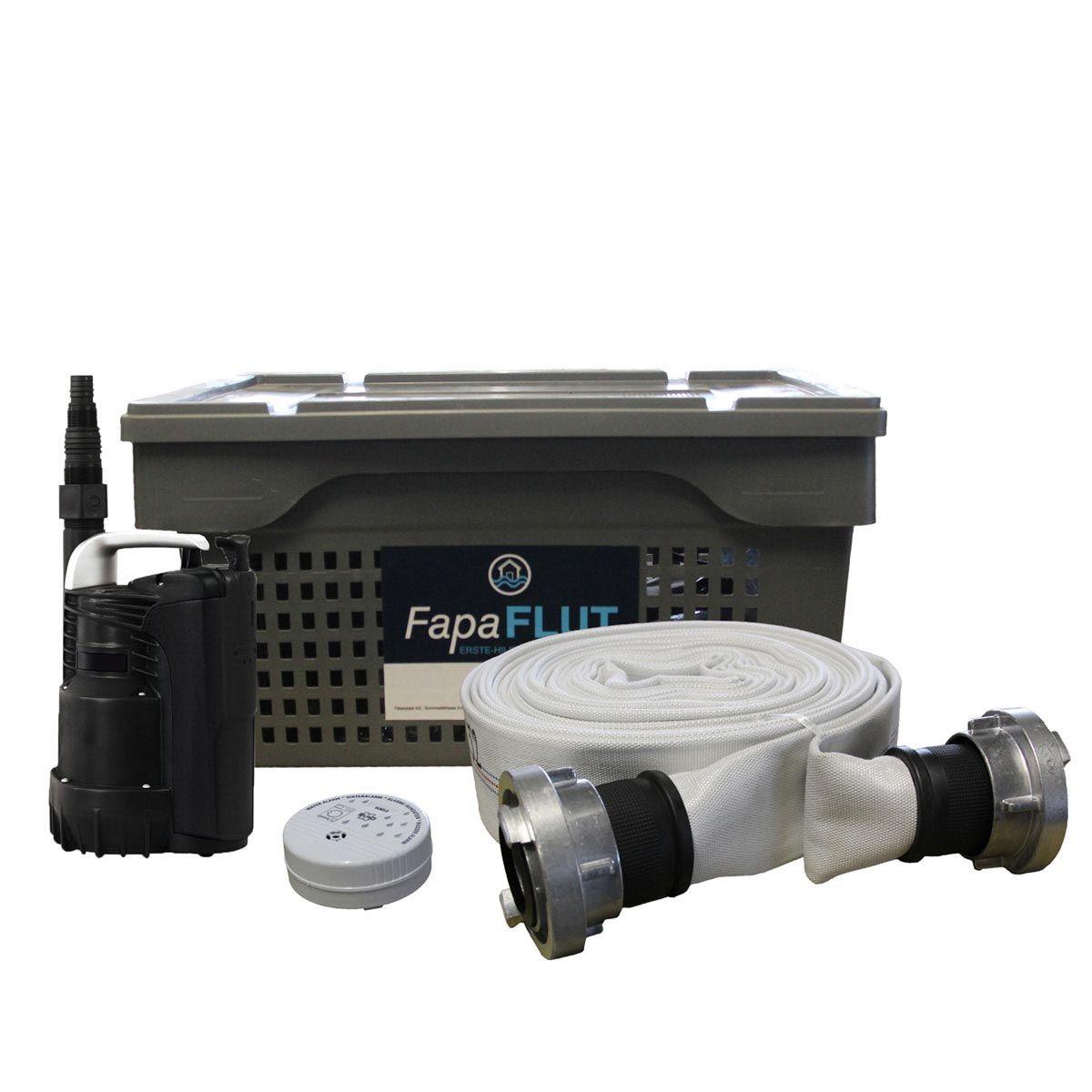 FapaFLUT, H max. 9m, Qmax. 11700l/h, 0,6kW, 600 x 400 x 300 mm, 15 m
