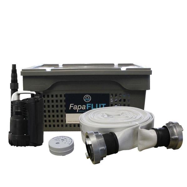 FapaFLUT, H max. 9 m, Q max. 11700 l/h, 0.6 kW, 600 x 400 x 300 mm, 15 m