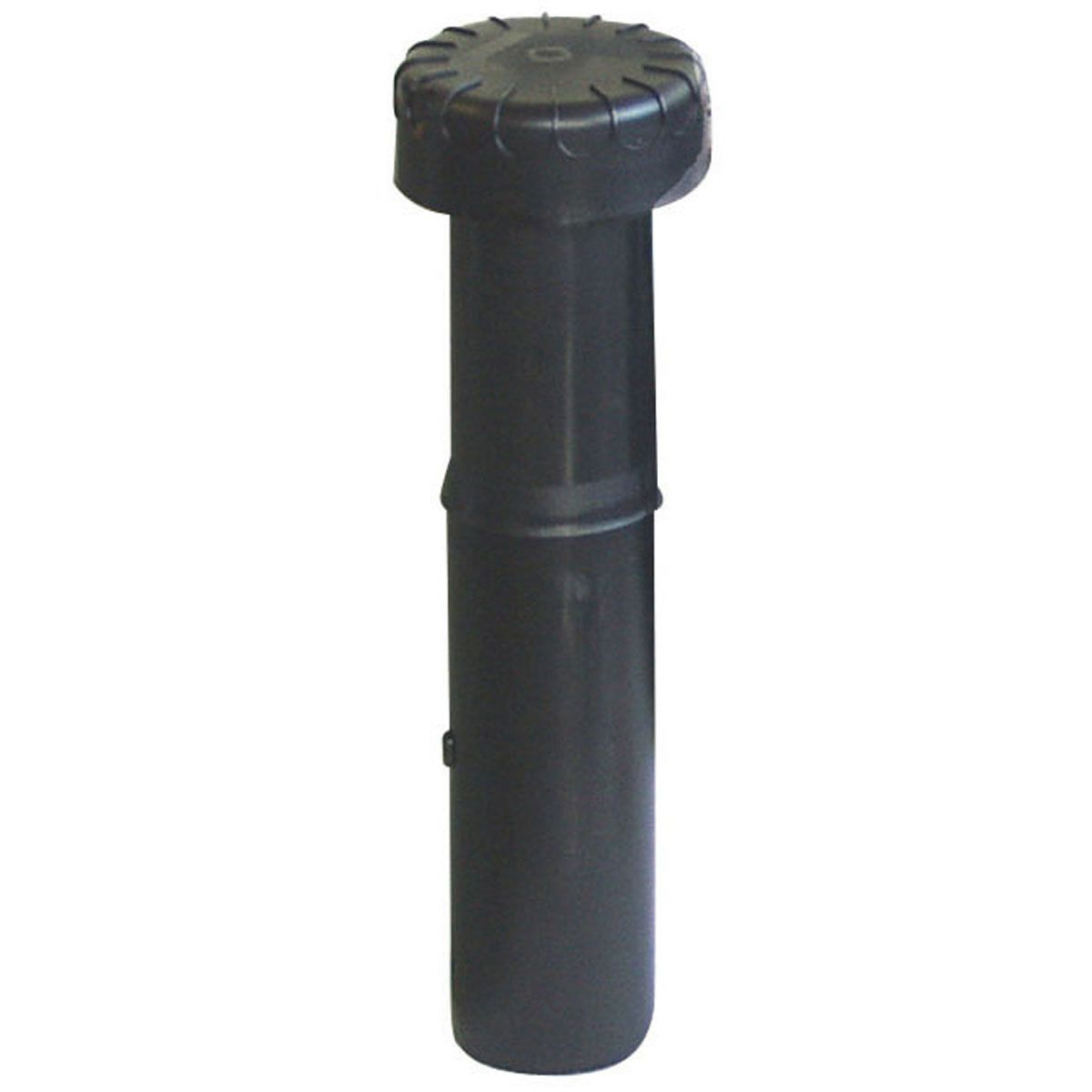 Entlüftungsabschluss DN 100, zu EcoBloc 230/ EcoBloc 420, schwarz,