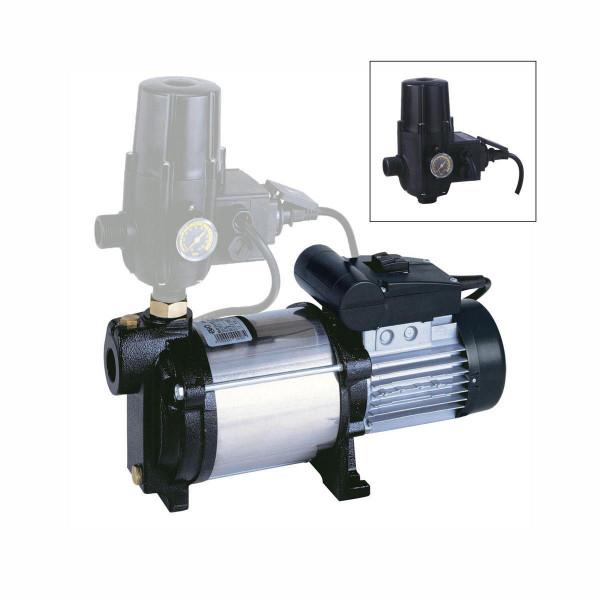 Regenwasserpumpe Superinox 15/4, H max. 35 m, Q max. 3600 l/h, 0.66 kW, 1' IG/IG