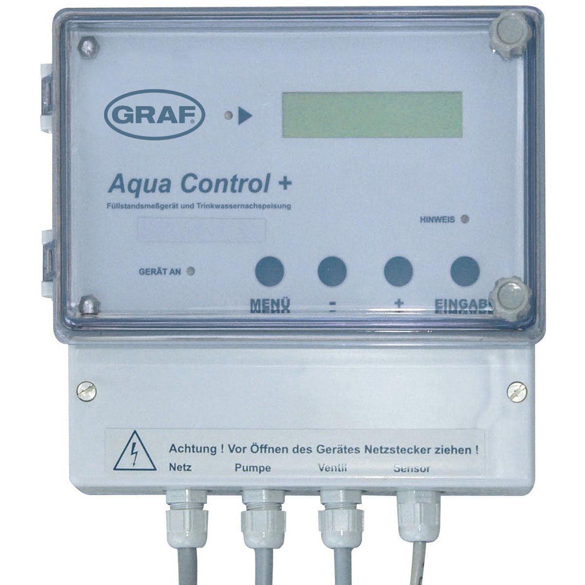 Wasserstandmesser, Aqua-Control+,