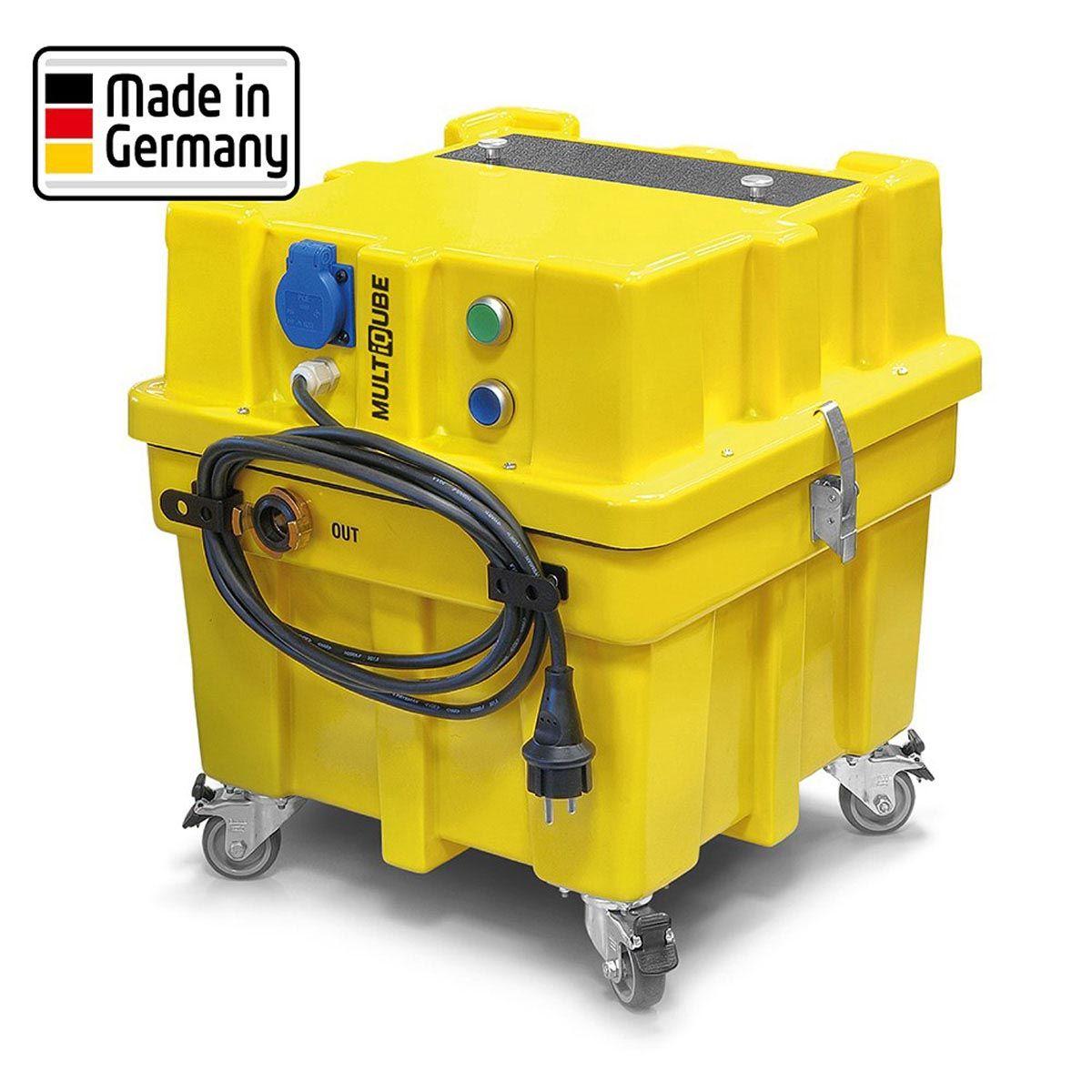 Wasserabscheider, WA 4i MultiQube, 0.32 kW, 17 l