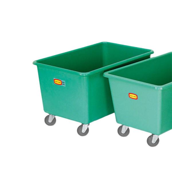 Rollbehälter mit Bodenverstärkung