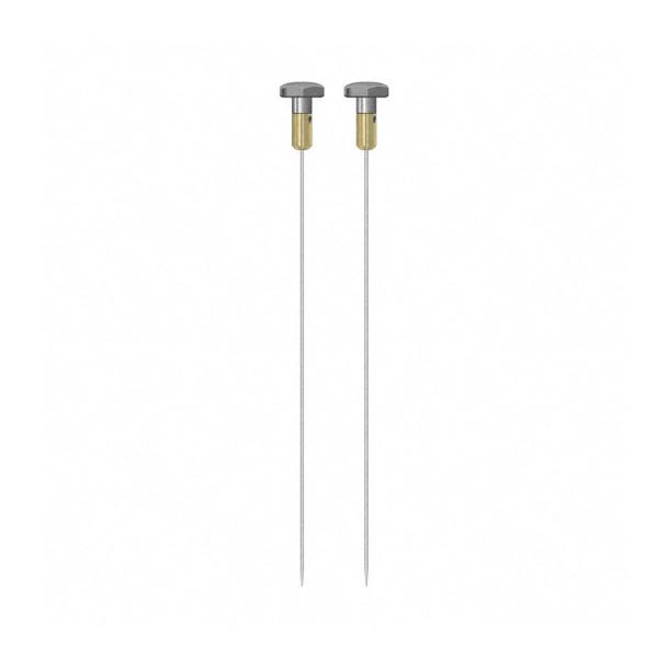Rund-Elektrodenpaar, TS 004/300, D 2 mm, 300 mm