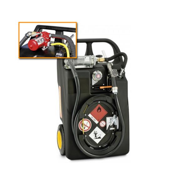 Mobile Tankanlage Kraftstofftrolley